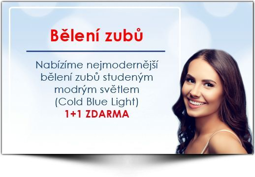 Bělení zubů v Plzni