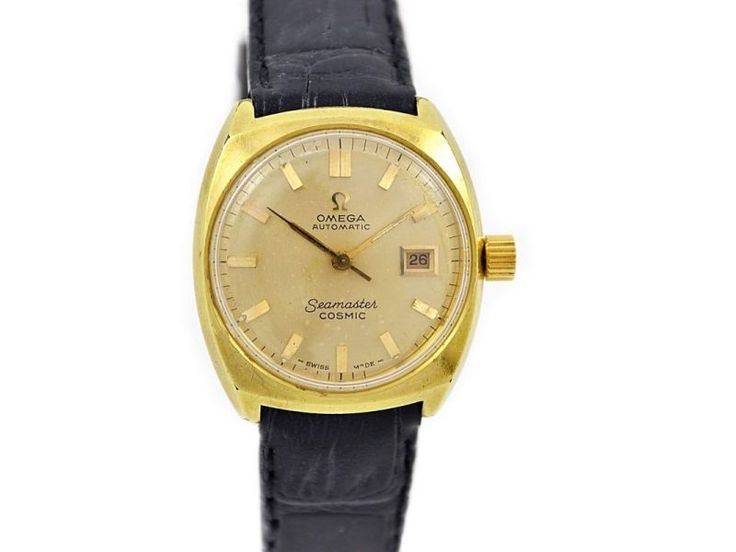 Omega Seamaster Cosmic Ladies Watch SKU: 1529