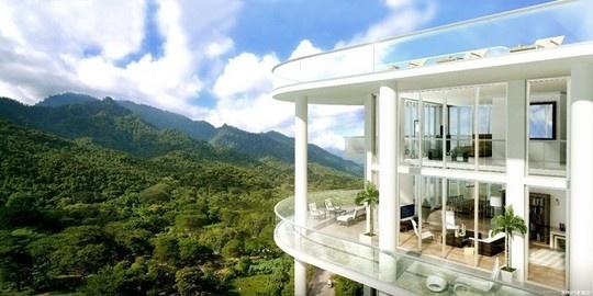 New construction development in San Pedro Sula, Cortés (Honduras) - Panorama Life