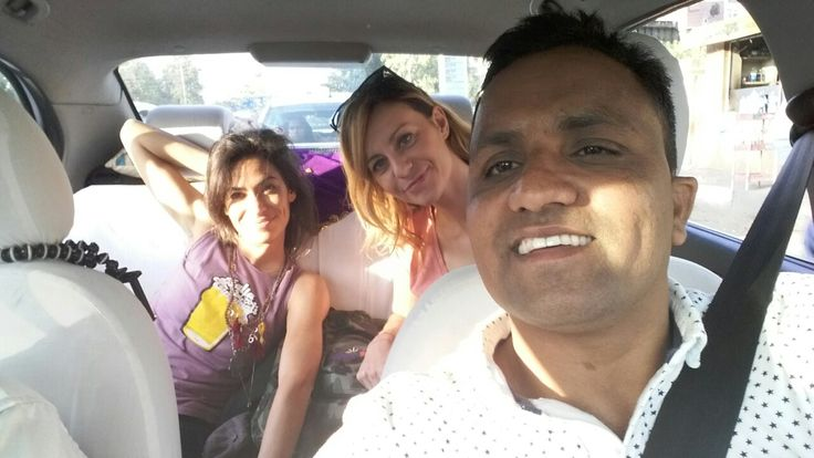 Incredible India tour con mahendra