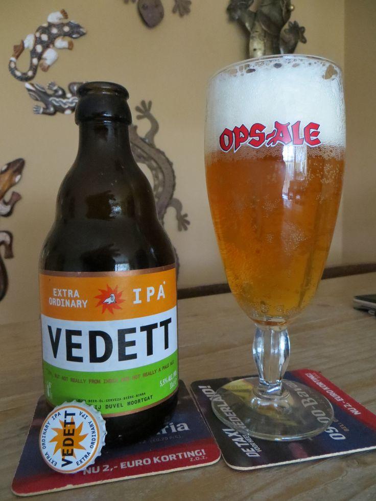 Vedett extra ordinary IPA 6%