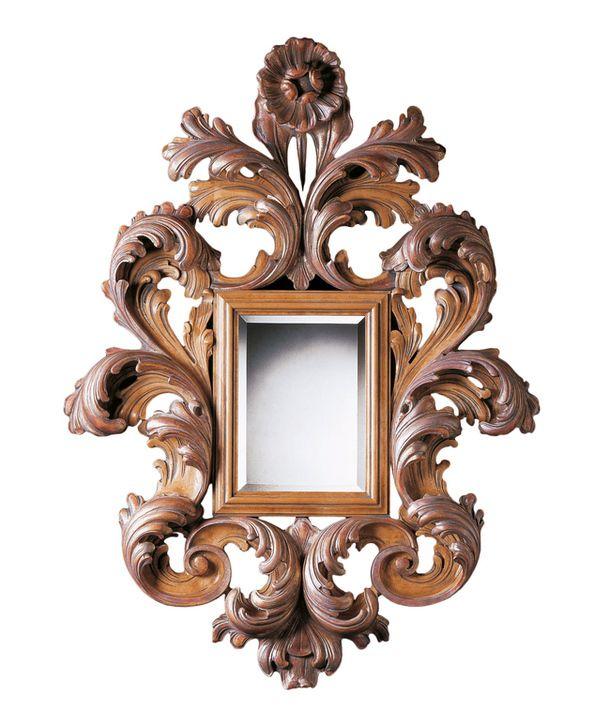 Зеркало Fregate, дерево, Jumbo Collection.