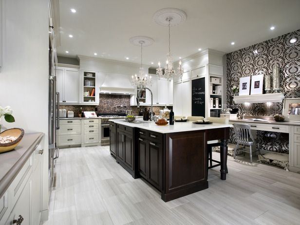 Dream Kitchen designed by Candice Olsen: Kitchens, Interior Design, Decor, White Kitchen, Dream House, Candice Olson, Kitchen Ideas, Kitchen Designs