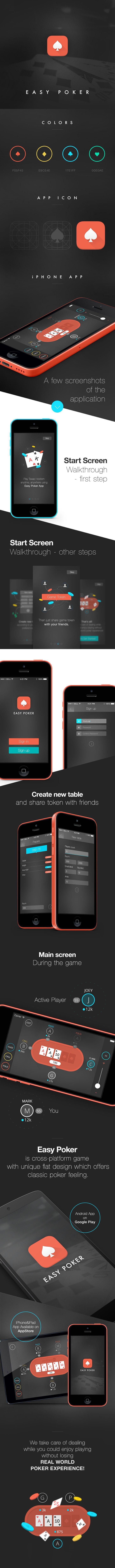 Easy Poker |Design Resources