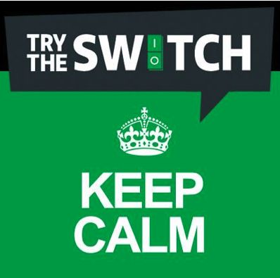 Keep Calm this #Christmas! How about a $50 welcome credit for your electricity at home? Go on, keep calm and try the switch at www.trytheswitch.com.au