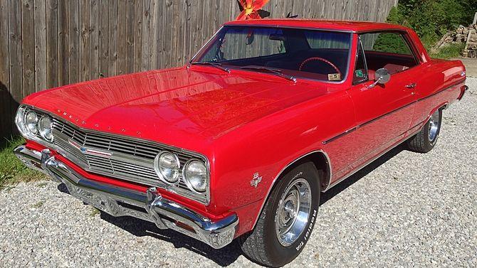 1965 Chevrolet Malibu SS | Mecum Auctions