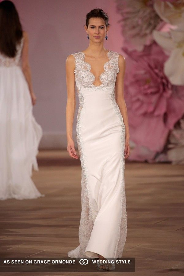 162 best SS17 - Right Off The Runway images on Pinterest | Wedding ...