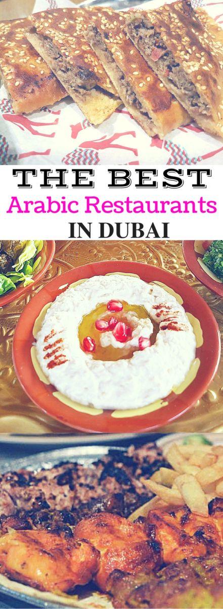 Heading to Dubai? Here are the Best Arabic Restaurants in Dubai - The Travel Captain