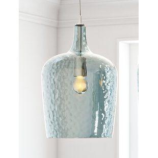 Pendant Lighting Gl Lights Wayfair Co Uk