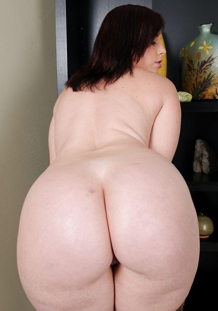 Old big butt ass nude