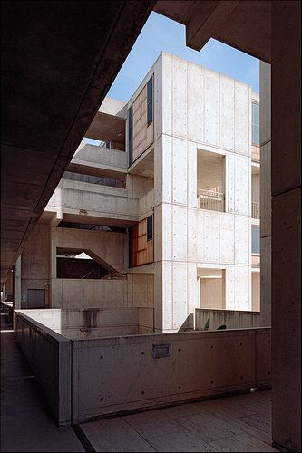 an introduction to the history of the salk institute Architecture louis i kahn's salk institute remains a modernist beacon a monumental presence for nearly 50 years, the california research facility designed by architect louis i kahn is.