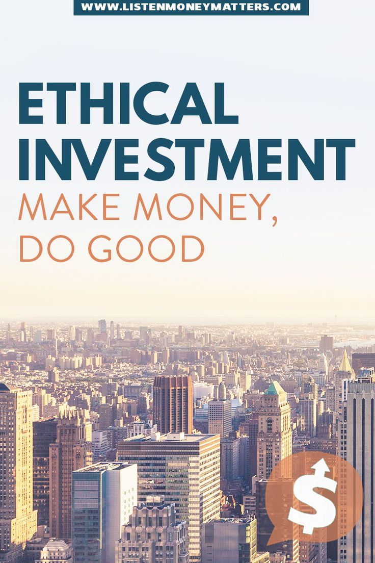 Money Makes Difference Even In >> Ethical Investment Make Money Do Good Frugal Living Money