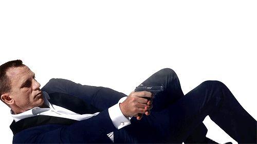 F&O Fabforgottennobility - thedharmabeat: Bond, james F$4¨%%ing Bond!