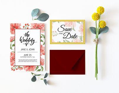 "Check out new work on my @Behance portfolio: ""Wedding Invite Design"" http://be.net/gallery/56976285/Wedding-Invite-Design"