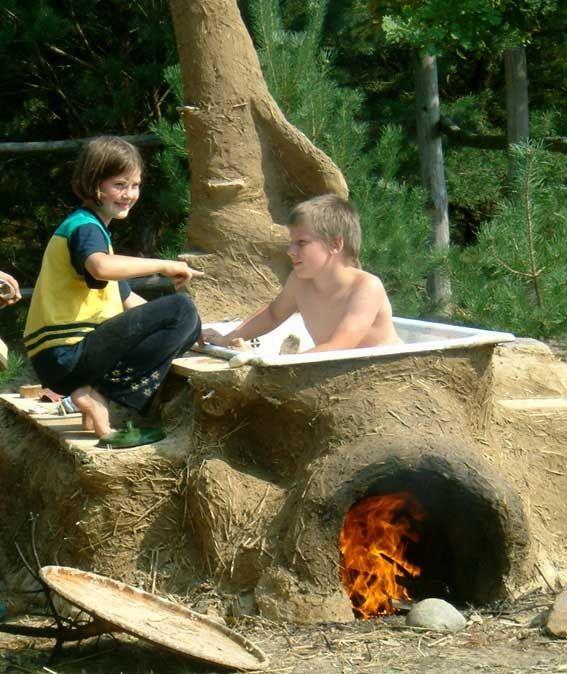 cob hot tub? go to cob houses on bing