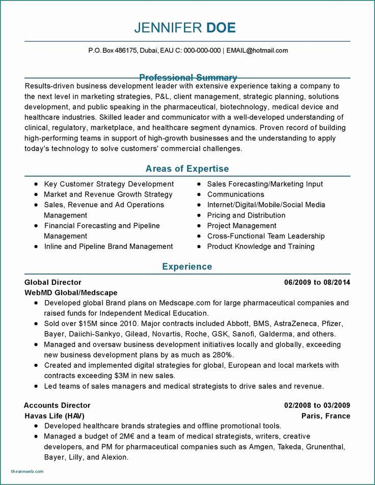 Beautiful sample resume area sales manager pharma pany