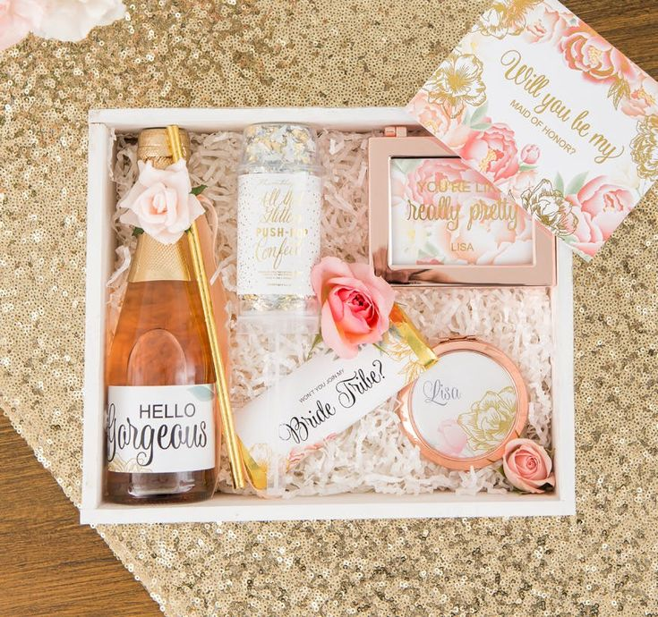 Will You Be My Bridesmaid – 20 of the Best Bridesmaid Proposal Ideas | Confetti.co.uk