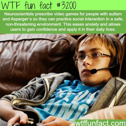 How video gaming helps people -  WTF fun facts
