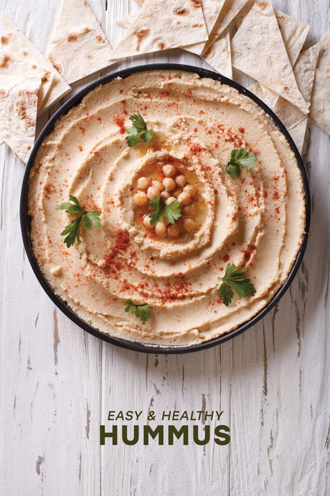 This recipe is so delicious, and healthy too. You can whip it up in now time, and serve it with whatever tickles your fancy. Get this easy and healthy hummus recipe, which features in the Eat To Beat Cholesterol book right here!