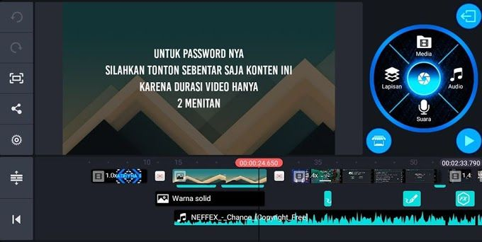 Kinemaster Apk Mod Desktop Screenshot Mod