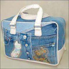 Идеи джинсовых сумок. Обсуждение на LiveInternet - Российский Сервис Онлайн-Дневников