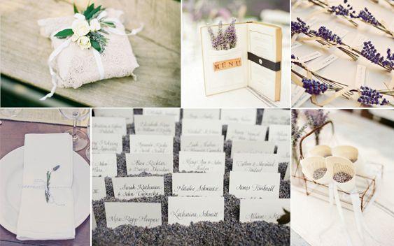 Lavender Wedding Ideas | Simply Peachy Wedding Blog