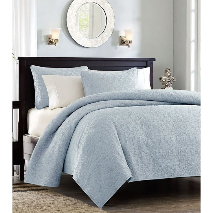 Light Blue Master Bedroom: Best 25+ Light Blue Bedding Ideas On Pinterest