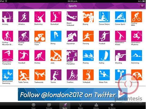 Recomendada para todos los que están ansiosos por que empiecen las Olimpiadas Londres 2012. Esta app muestra los resultados así como un calendario de todo el evento.