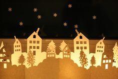 NNade: Winterwunderland - Plotter-Freebie