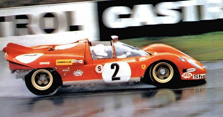 Ferrari 512S.