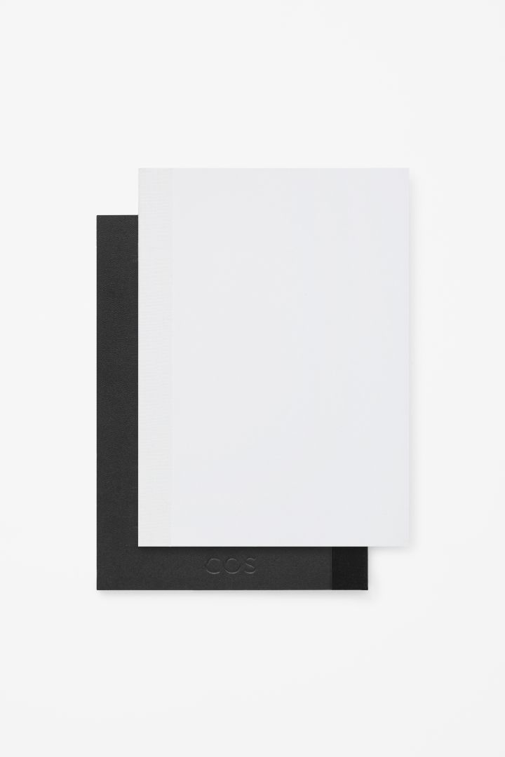 COS | Two COS notebooks