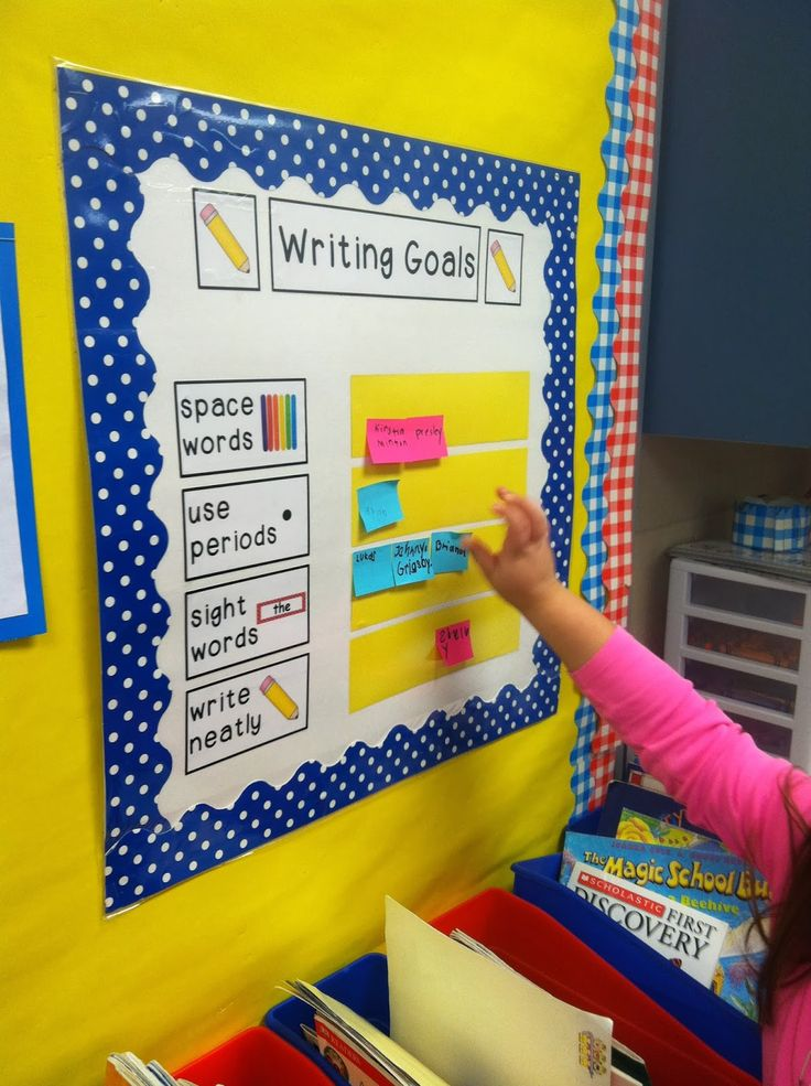 yet another example of setting writing goals--I like the idea of making it a…