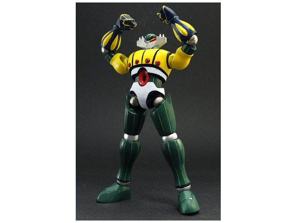 Dynamite Action! No.20 Steel Jeeg by Evolution Toy http://www.hlj.com/product/evt57162