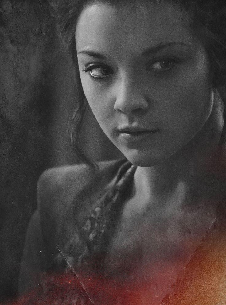 """Game of Thrones S4 Natalie Dormer as """"Margaery Tyrell"""""""