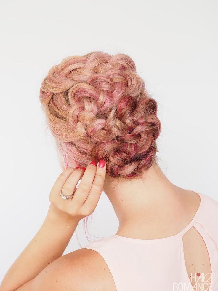 Vorschläge in Bezug auf hervorragend aussehende Frauenhaare. Dein eigenes Haar …