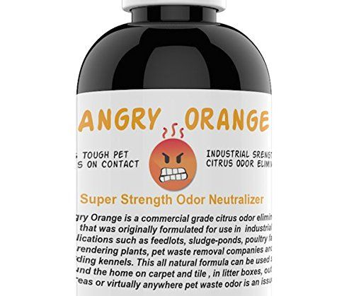 Angry Orange Pet Odor Eliminator 8 oz. bottle- Industrial Strength Pet Odor Remover - Makes (4) 32oz. Bottles - 1 Gallon - Neutralizes and Sanitizes Tough Pet Odors Fast - http://darrenblogs.com/2015/10/angry-orange-pet-odor-eliminator-8-oz-bottle-industrial-strength-pet-odor-remover-makes-4-32oz-bottles-1-gallon-neutralizes-and-sanitizes-tough-pet-odors-fast/