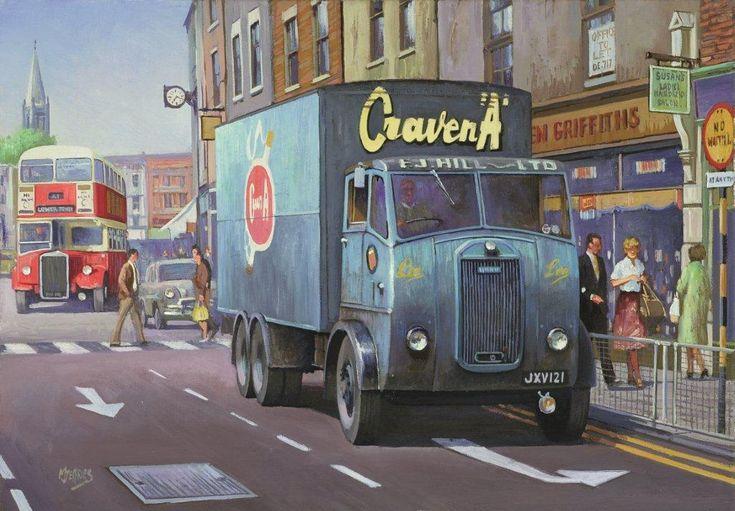 Craven A Dennis » Transport Artist