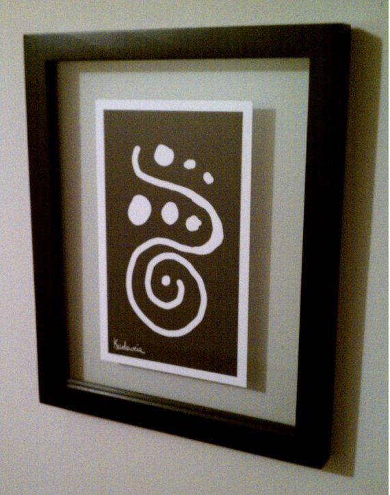 Abstract Art Print by JeffreysPlace on Etsy, $59.99