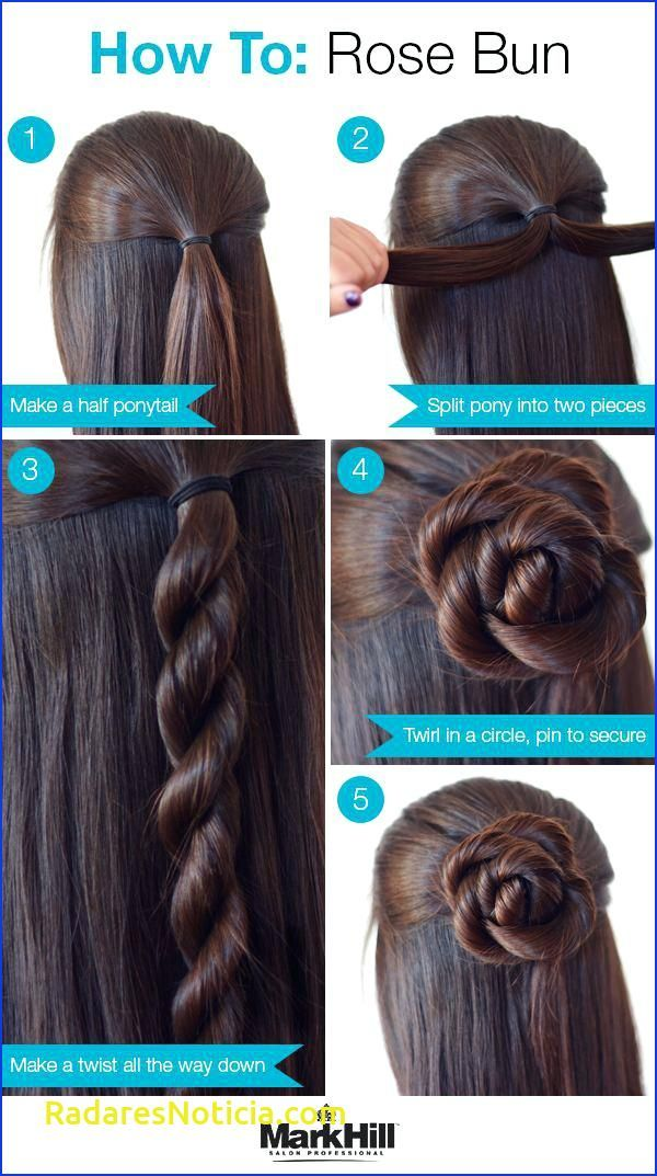 Awesome 4 Populer Easy Hairstyles For Short Hair On Dailymotion Easy Hairstyles For School St In 2020 Medium Hair Styles Medium Length Hair Styles Easy Hairstyles