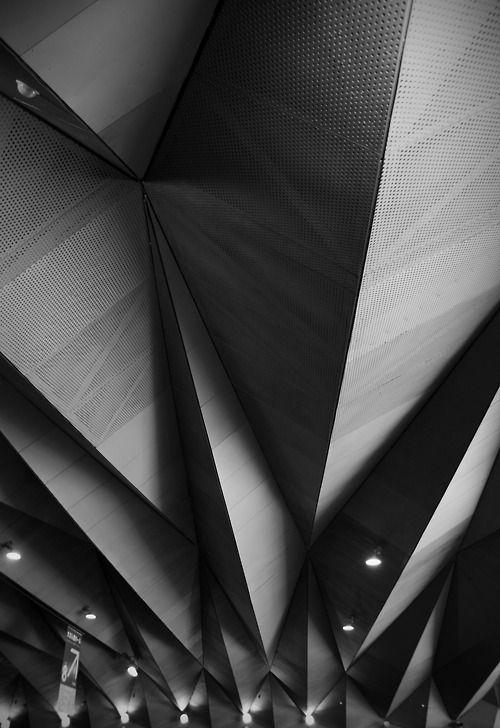 Yokohama Port Terminal by FOAFerris Terminal, Origami Architecture, Inspiration, Yokohama Ferris, Ceilings Details, Interiors, Port Terminal, Structures, Foayokohama Port