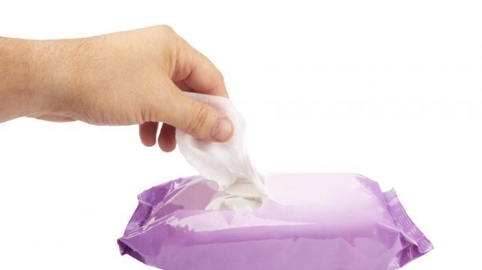 Bahaya Tisu Basah - Sering Hapus Make Up dengan Cleaning Wipes? Siap-siap Terima 4 Resiko Ini!