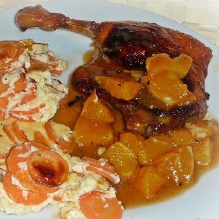 Egy finom Narancsos kacsacomb ebédre vagy vacsorára? Narancsos kacsacomb Receptek a Mindmegette.hu Recept gyűjteményében!