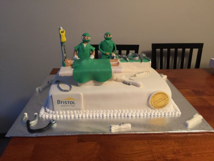 Birthday Cake Images For Doctors : Orthopedic cake Cool cake! By me Dally Pinterest ...