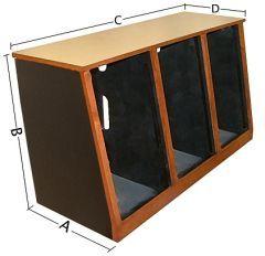 how to build a recording studio desk under 100 dollars