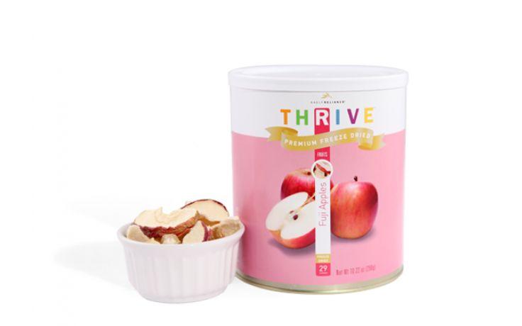 Fuji Apple Slices - Freeze Dried