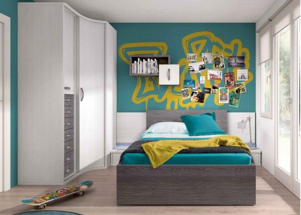 17 best ideas about dormitorios de j venes varones on - Decoracion habitacion juvenil masculina ...