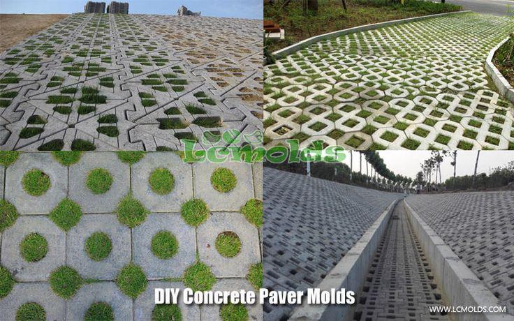 Concrete paver molds is good yard pavers is good precast