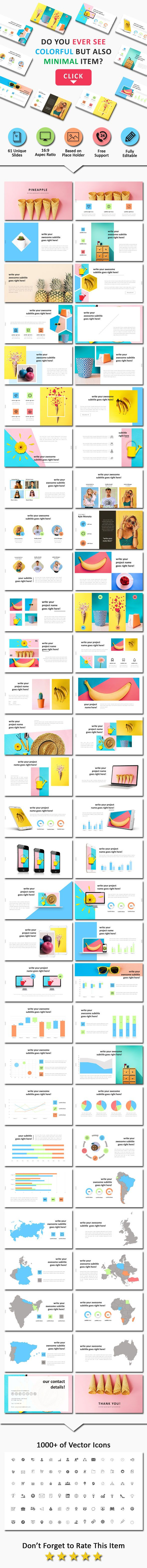 Pineapel Creative Powerpoint