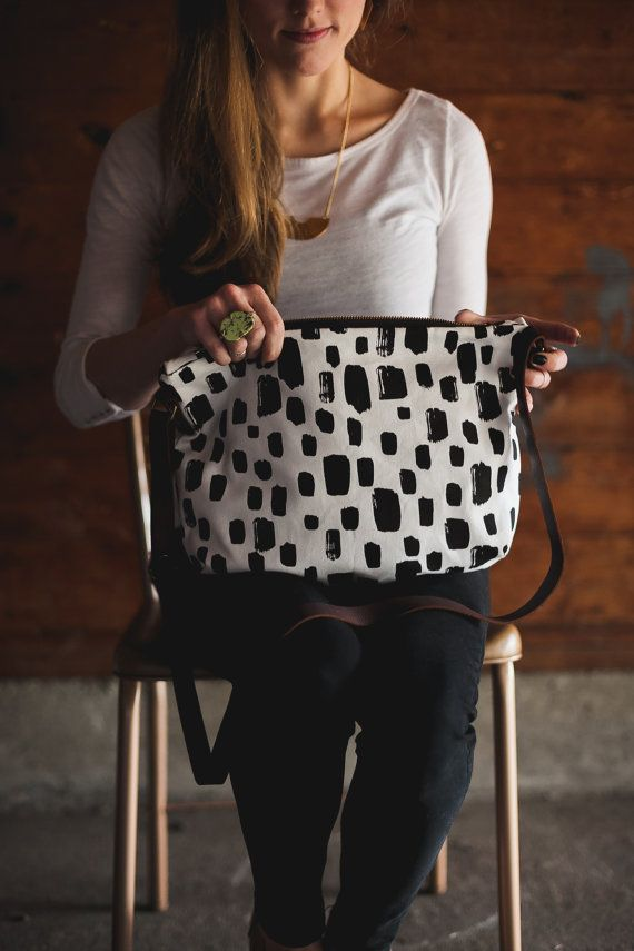 Dotted Crossbody
