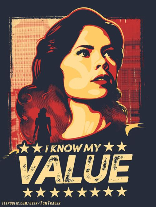 I'm so sad that Agent Carter was cancelled